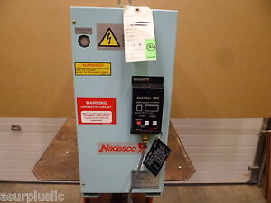 Nadex Nadesco Npt 4802 Welding Controller Dc Timer Water Cooled 480v 3p 300a Nos