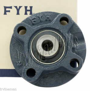 Fyh Bearing Ucfc 201 12mm Round Flanged Mounted Bearings 18183
