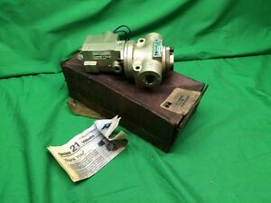 Ross Series 21 Pneumatic Valve 2171b5002 2 Way Solenoid Valve