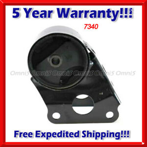 S006 Fits 02 06 Nissan Altima 2 5l Front Engine Motor Mount A7340 1 Pc