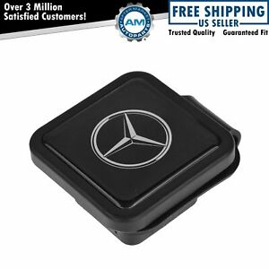Oem Trailer Towing Hitch Receiver Cover W Lanyard For Mercedes W Class 3 Hitch