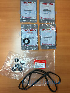 Genuine Oem Honda S2000 Valve Cover Gasket Tube Seal Set 2000 2009