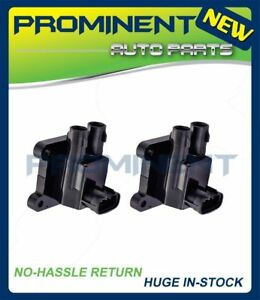 Ignition Coil For 1998 1999 Toyota Corolla 1 8l L4 C1152 Uf246 Ic371 2pcs Pack