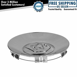 Mopar Wheel Hub Center Cap Chrome For Dodge Dakota Durango