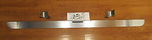 1957 Chevy Trunk Deck Lid Accessory Aluminum Trim Molding Kit Usa Made