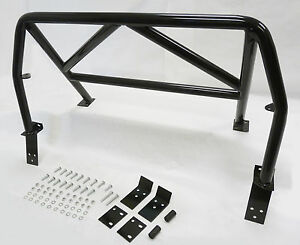 Obx Racing Sports Black Alloy 1 80 Roll Bar For 1990 1997 Mazda Miata