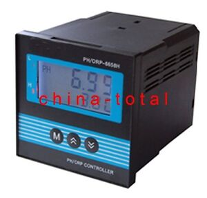 Ph orp 6658h Industrial On line Ph orp Controller Ph Controller Orp Controller