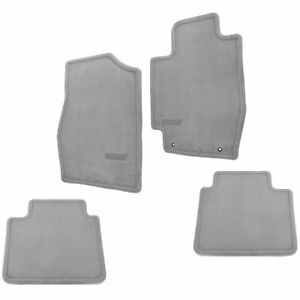 Oem Pt2083202021 Floor Mat Stone Gray Front Rear Set For 02 06 Toyota Camry