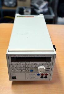 Advantest R6243 Dc Voltage Cuttent Source Monitor Free Ship