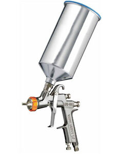 Anest Iwata Lph400 Lvx Extreme Basecoat Paint Gun 1 3 Tip With 1000 Ml Cup