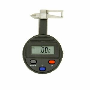 0 15mm High Resolution Mini Digital Thickness Gauge Precision Caliper