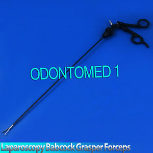 Laparoscopy Babcock 3mm Grasper Forceps Laparoscopic Instruments Odm lp 030