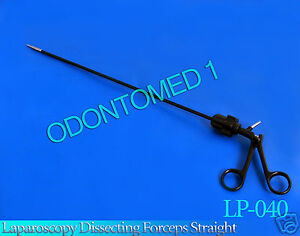 Laparoscopy Dissecting Forceps Straight Laparoscopic Instruments Odm lp 040