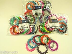 Dental Orthodontic Elastic Hello Kitty Ligature Assorted Color Kit 3000 Orthom