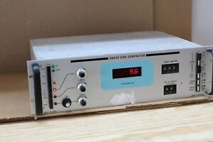 Unholtz dickie Corp Osc 1sx Sweep Sine Generator