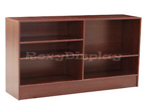 70 Cherry Wrap Counter Showcase Display Store Fixture Knocked Down sc cw6c