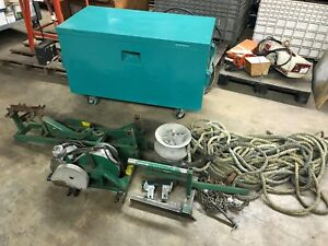 Greenlee Tugger Cable Puller 4 000 Lbs Rated 640