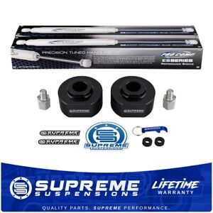 2 Front Spacers For 99 15 Ford F250 Super Duty Lift Kit Stud Ext Shocks 2wd