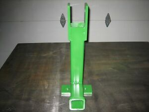 3 Point Pt Omni Standard Duty Draw Bar Hitch Jd Grn