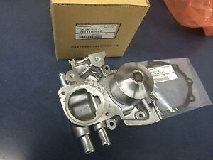 Oem Subaru Water Pump Kit Wrx Sti Legacy Gt Outback Xt Forester Turbo Genuine
