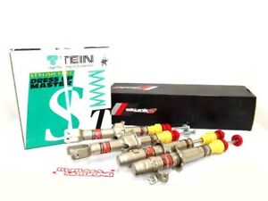 Tein Stech Lowering Springs Skunk2 Struts Shocks Set 96 00 Civic Ek