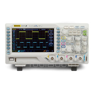 Rigol Ds1074z Digital Oscilloscope 4 channel 70mhz