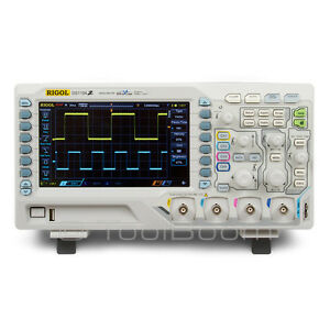 Rigol Ds1104z Digital Oscilloscope 4 Channel 100mhz