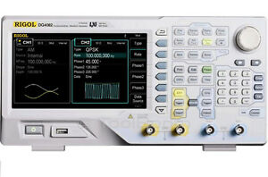 Rigol Dg4062 2 channel Arbitrary Waveform Function Generator