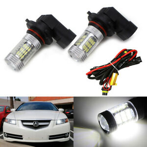 Xenon White 52 smd 9005 Led High Beam Daytime Running Light For 07 08 Acura Tl