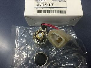 Genuine Subaru Power Socket Cigarette Lighter Kit Impreza Legacy Outback Oem