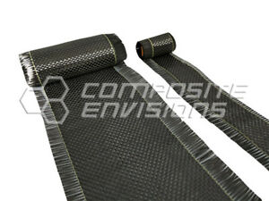 Carbon Fiber Cloth Fabric Plain Weave Tape 3 50 Yards free Usa Shipping