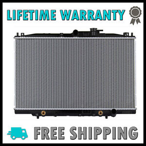 2148 New Radiator For Honda Accord 1998 2002 2 3 L4 Lifetime Warranty
