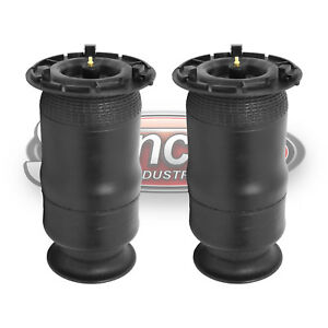 2005 2009 Saab 9 7x Rear Air Suspension Air Springs New Pair