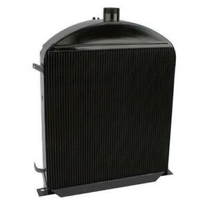 Walker C 487 2 Cobra 1930 1931 Ford Model A Radiator For Chevy Engine