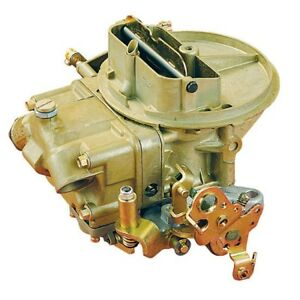 Holley 0 7448 350 Cfm Gas 2 Barrel Carburetor