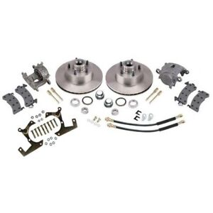 Speedway Motors 57 64 Ford F100 Truck Complete Deluxe Bolt On Disc Brake Kit