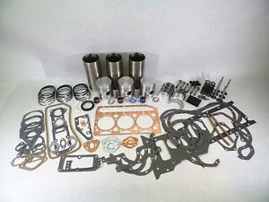 Perkins Pk D3 152 Overhaul Kit New Direct Injection For Cylinder Head 68128