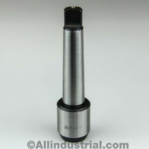 1 4 Mt2 Morse Taper End Mill Tang Tool Holder Adapter End 2mt