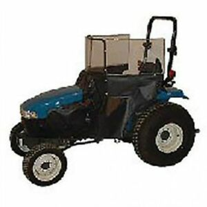 Heater Cab Kit Blue Vinyl Tractors 2000 2100 2600 3000 3100 3600 Ford 4000 2000