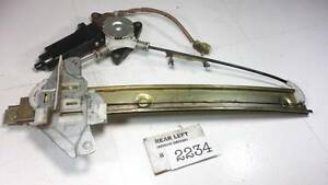 1992 1996 Toyota Camry Rear Left Window Regulator Oem B2234