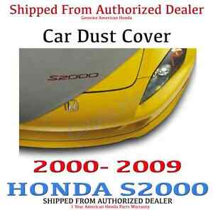 2000 2009 New Oem Genuine Honda S2000 Car Dust Cover 08p34 s2a 101