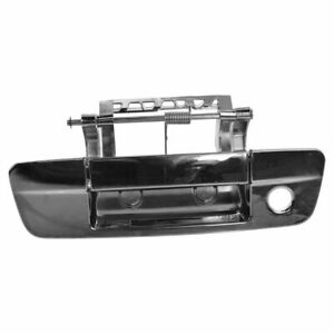 Dorman Tailgate Handle Without Rear View Camera Chrome For Dodge Ram Truck