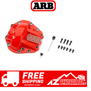Arb Dana 70 Differnetial Cover Universal 0750001 Red
