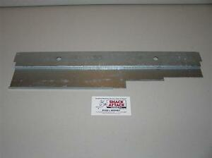 Dixie Narco 276e 501e Soda Vending Machine Single Column Metal bottle Shim