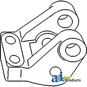 Compatible With John Deere Bracket Top Link R27803 4010 3010