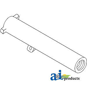 Compatible With John Deere Center Link Body W handle R47524 5020 5010 4520 sn