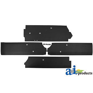Compatible With John Deere Cab Post Kit For 40series K4060 4840 2wd 4640 2wd