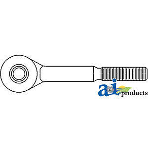 Compatible With John Deere Center Link End Re56211 4455 4450 4440 4255 4250 4255