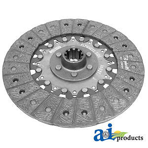Compatible With John Deere Clutch Disc 10 At141684 2010 gas 1010