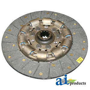 Compatible With John Deere Clutch Disc rockford At160477 455e s n 720891 4